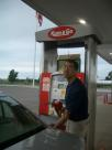 Filling up in Minnesota