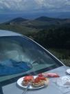 Picnic at 3000 meters