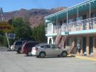Apache Motel, checking out