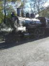 Wilmington & Western Railroad Steam Engine Train Ride