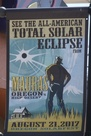 See the All-American Total Solar Eclipse from Madras, Oregon's High Desert...