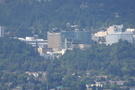 Oregon Health and Science University from Mt. Tabor