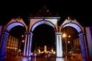 Ponta Delgada city gates